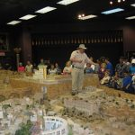 Model Of Jerusalem at the Holy Land