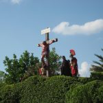 Passion Play at the Holy Land