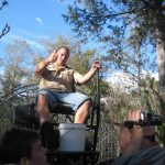 Airboat Driver Guide Billie Swamp Safari