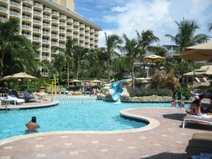 2 pools Marco Island Marriott Beach Resort Golf Club & Spa