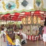 Lion Country Safari Merry Go Round