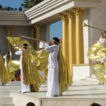 Angels Playing Trumpets Holy Land Orlando Florida