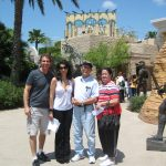 My Family in the Holy Land