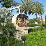 Holy Land Experience Orlando FL Entrance