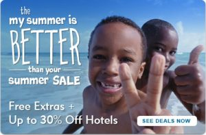 Summer Travel Sale