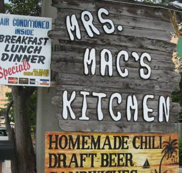 Mrs Macs Kitchen Review Key Largo