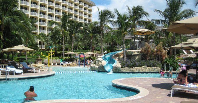 Marco Island Marriott Beach Resort Golf Club & Spa
