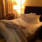 Average Room at the Waldorf Orlando