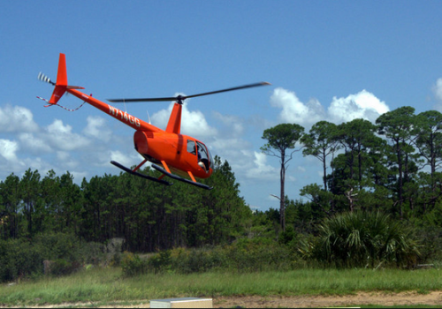 Panama City Beach Helicopter Tours