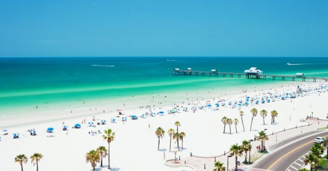 Florida Beaches Are Voted Best In The Country
