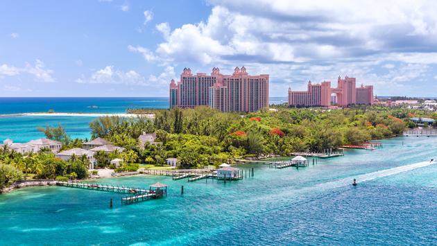 Bahamas Nassau Paradise Island
