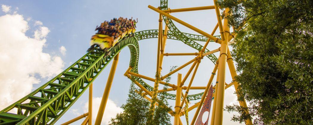 Busch Gardens Tampa An Unforgettable Experience