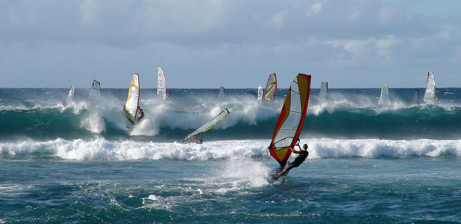 Cabarete, Dominican Republic Riding High On Wind And Wave