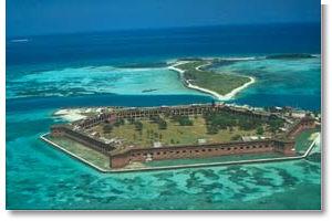 Dry-Tortugas-island
