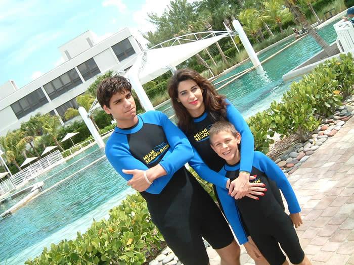 FamilyReadyfortheDolphins