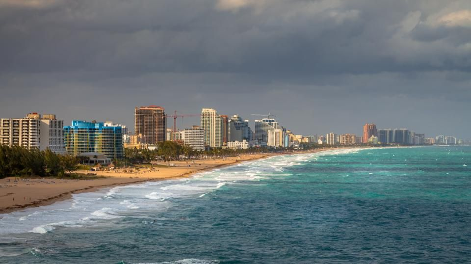 Fort Lauderdale Gets A Whole New Break