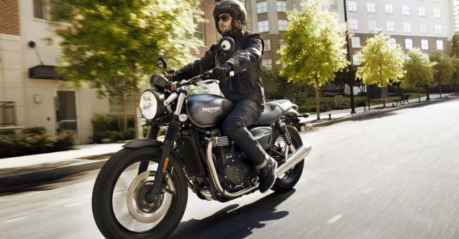 Motorcycle Riding, Beginning To Ride At 40…