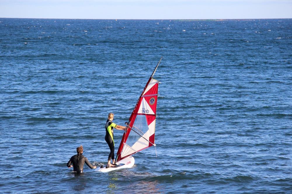 North Beach Windsurfing School
