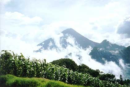 Santa-Maria-Volcano