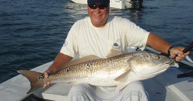 Sebastian Redfish Fishing
