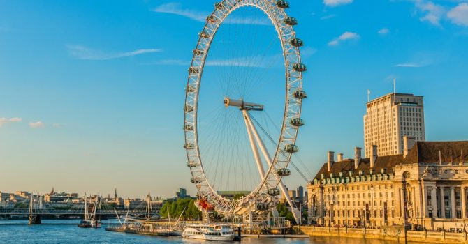Things To Do In London England – Walking Tour For 1 Day