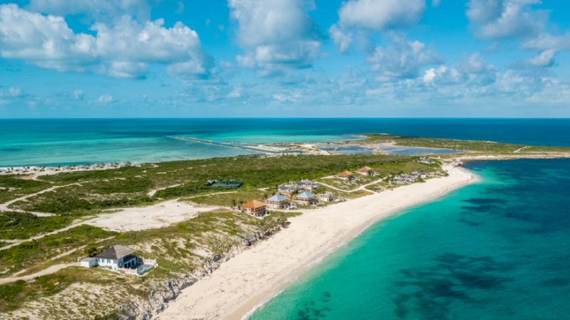 Turks And Caicos Islands Are An Island Bazaar