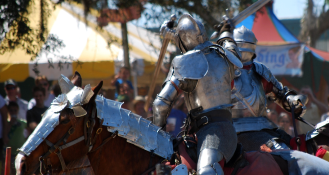 Florida Renaissance Festival – What A Day!