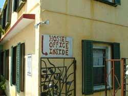 hostelsign