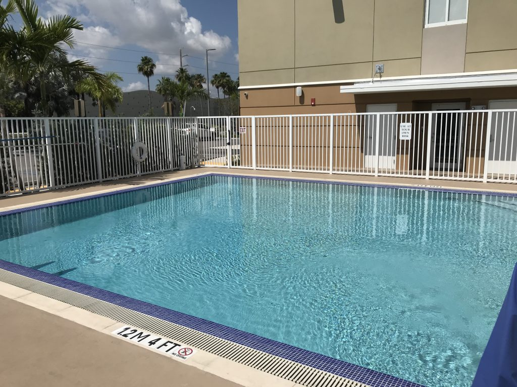 Easy Access Pool