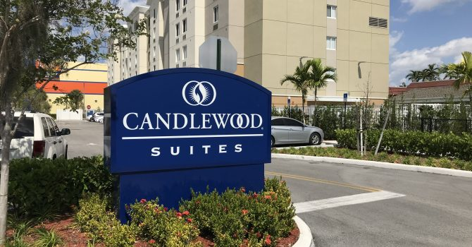 Candlewood Suites Miami Airport Review