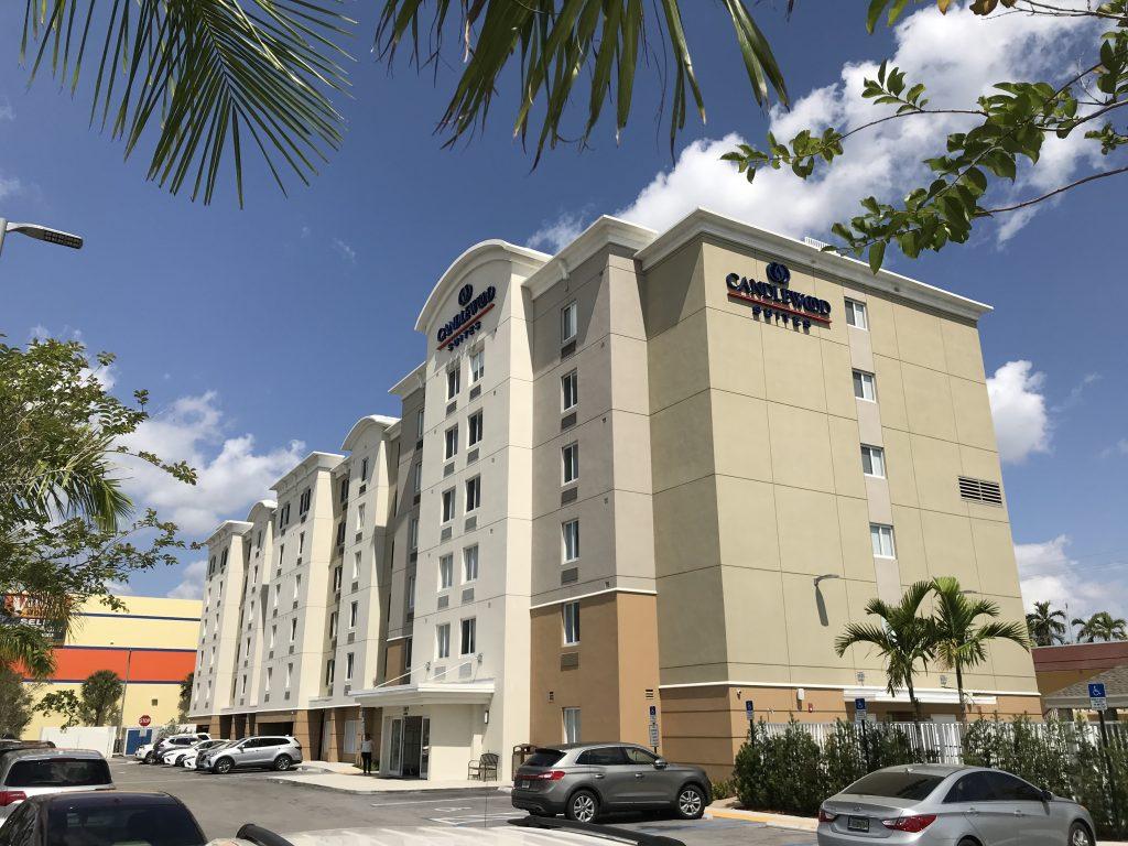 pet friendly hotel in Miami