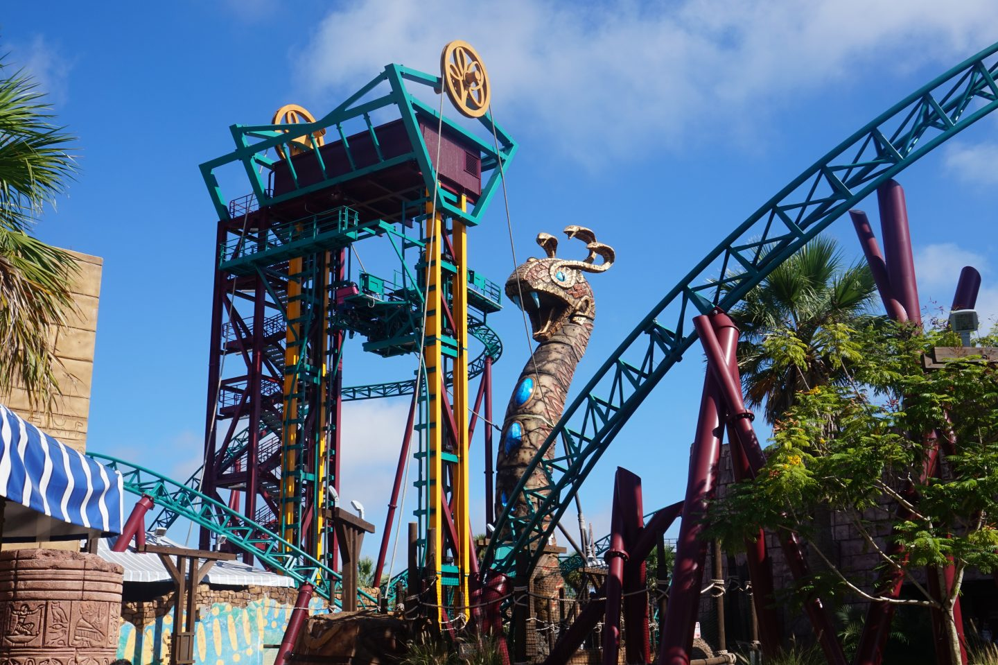 Busch Gardens Tampa Review