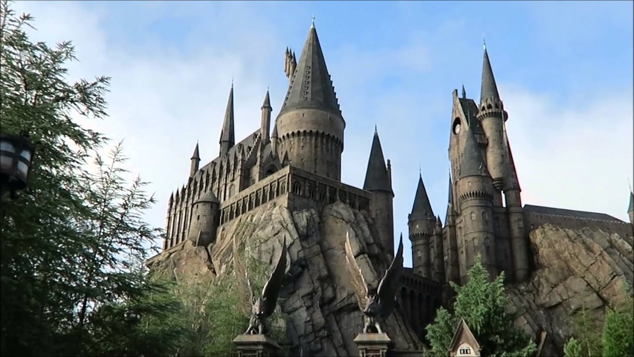 Harry Potter Universal Studios Orlando