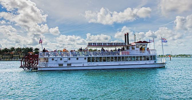 Jungle Queen – Fort Lauderdale Dinner Cruise