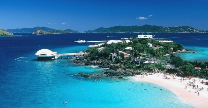 A Day At Coral World In St Thomas US Virgin Islands