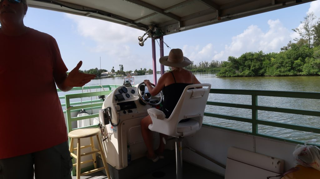Island Boat Tours guided tour